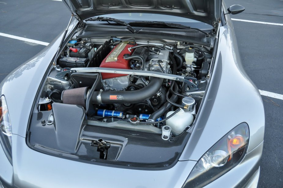 2006 Honda S2000 Track CAr Engine
