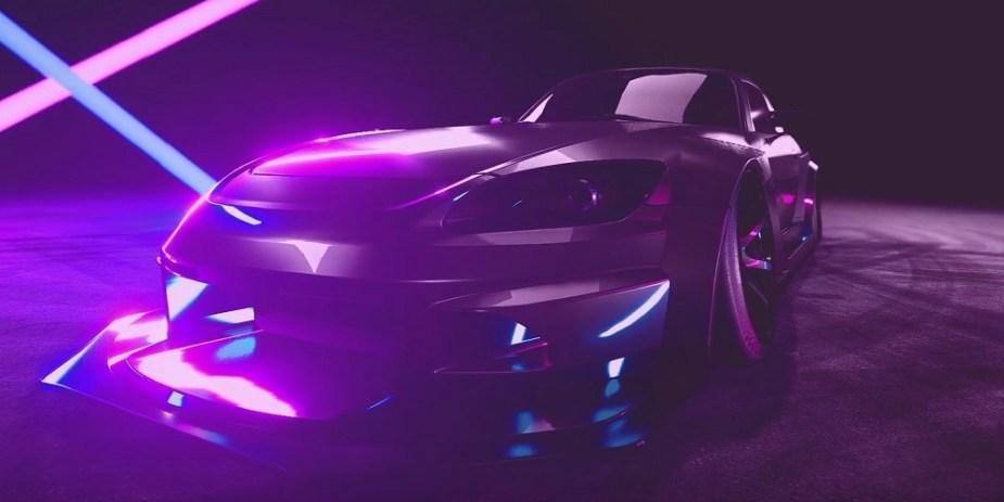 Need for Speed Payback Honda S2000 Virutal Build