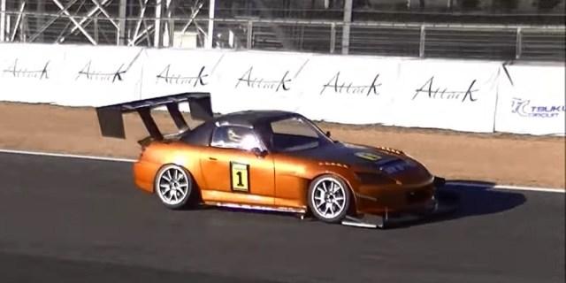 Japan Pro Am Time Attack at Tsukuba Circuit