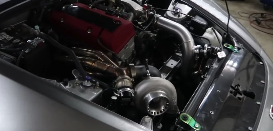 Turbo S2000 Engine