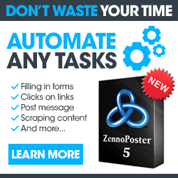 ZennoPoster Fro Free