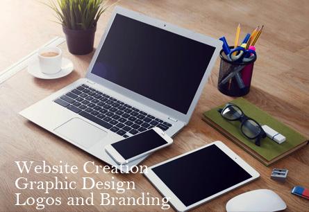 website design, graphic design, logos, branding, s2r studios