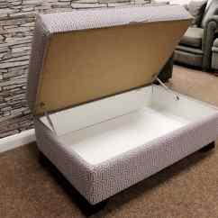 M S Sofas Uk American Furniture Italian Leather Sofa Maine Famous Designer Brand Large Storage Footstool S2