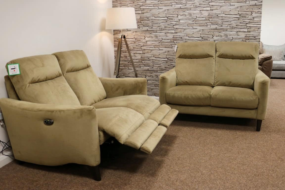 reclining sofa brands mid century modern leather uk compact collection  petit famous brand power