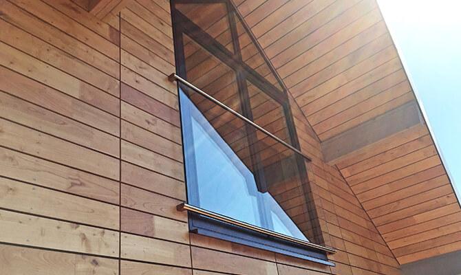 Ashford Glass Balustrade and Juliet Balcony  S3i Group