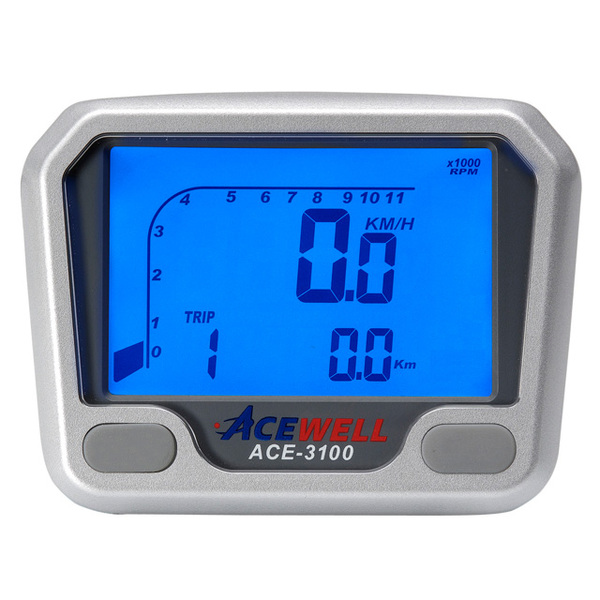 Ac Hour Meter Wiring Diagram Acewell 3100 Lcd Digital Motorcycle Car Buggy Tractor