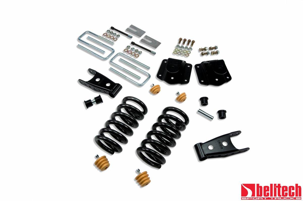 Belltech 94 02 Ram V10sel 3 4 Drop Lowering Kit