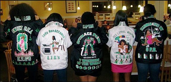 Kappa Alpha Psi And Delta Sigma Theta Love