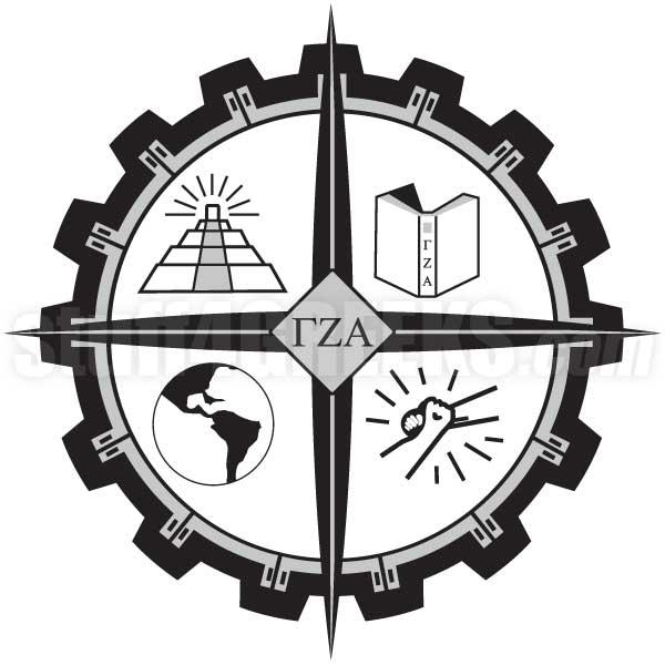Gamma Zeta Alpha Crest Patch