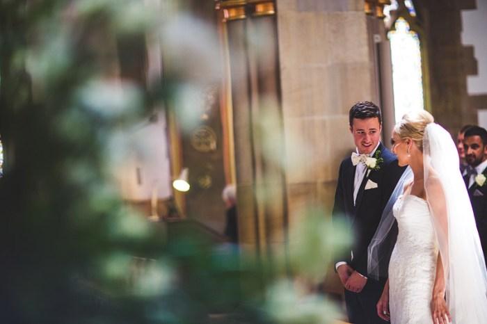 Sheffield Cathedral wedding