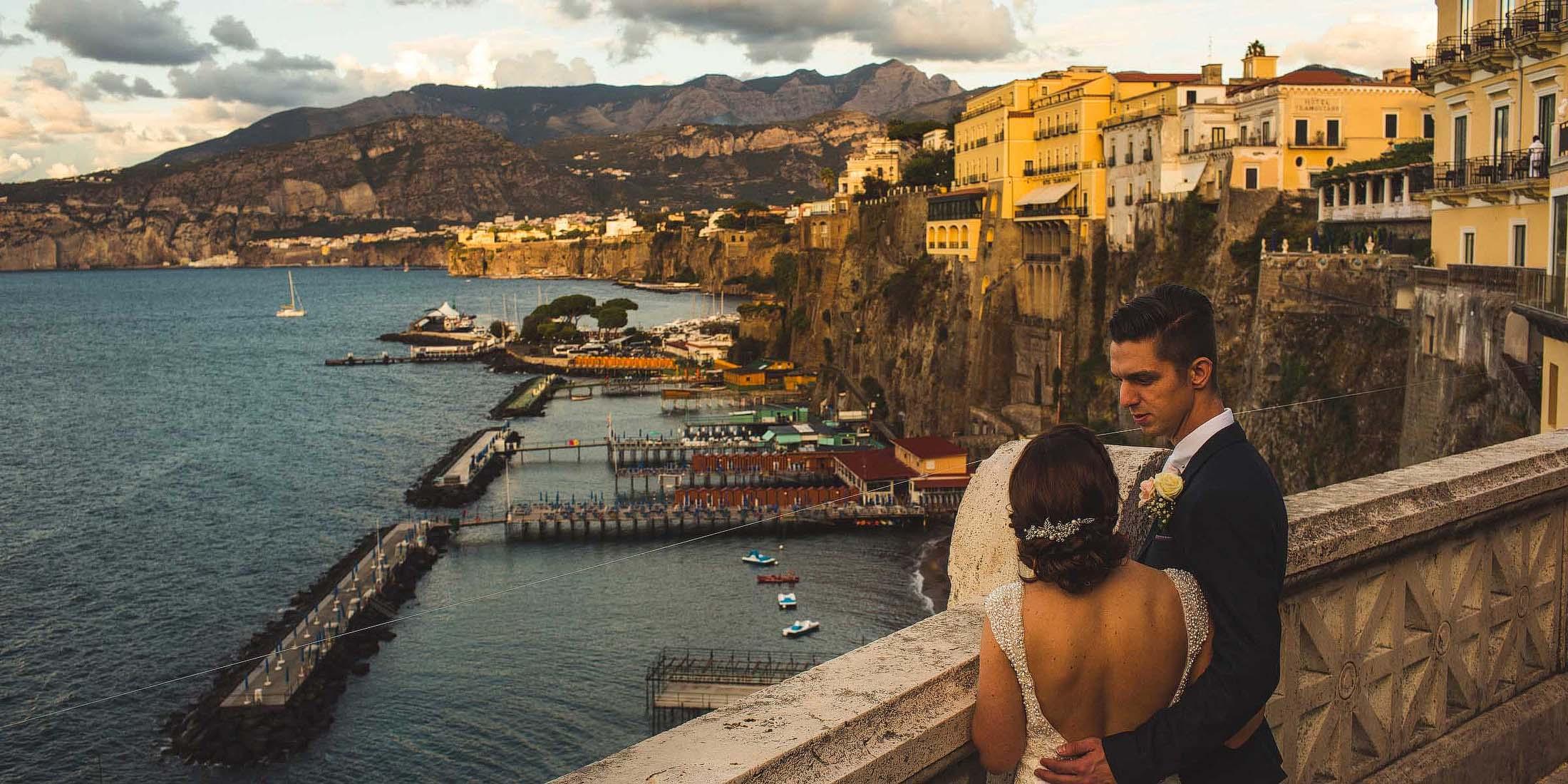 Best Sorrento wedding venue