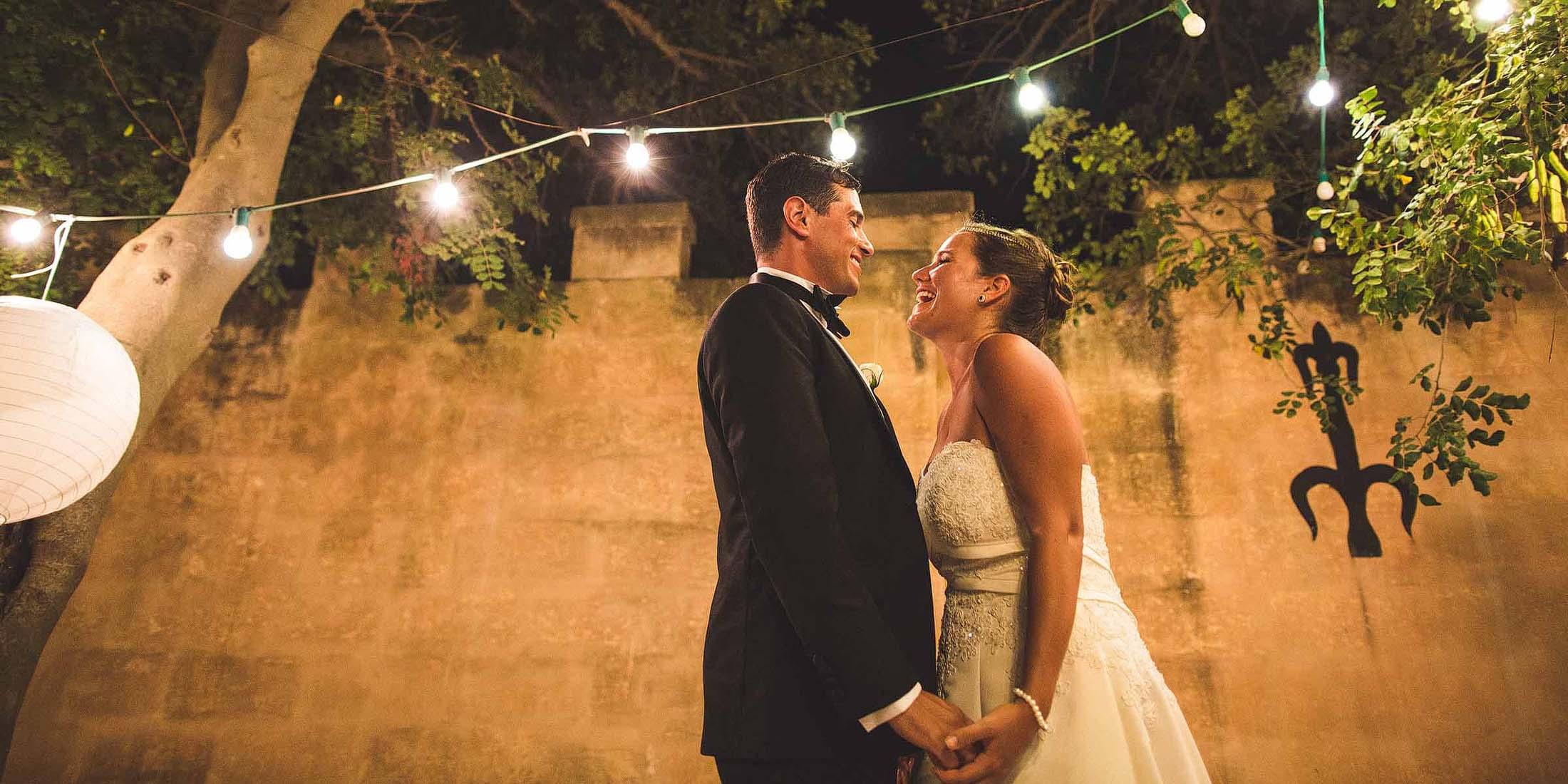 Castello Zamitello wedding