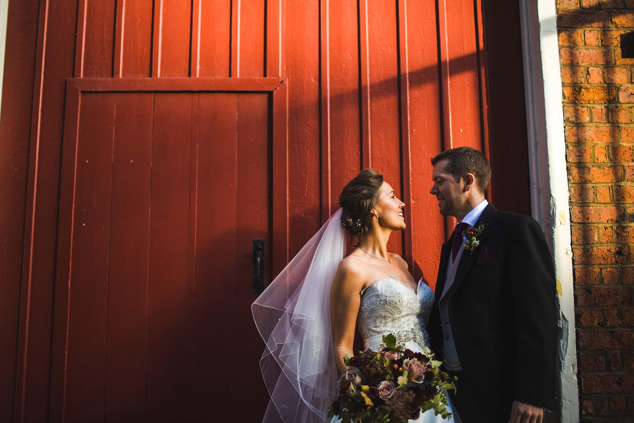 Kelham island wedding