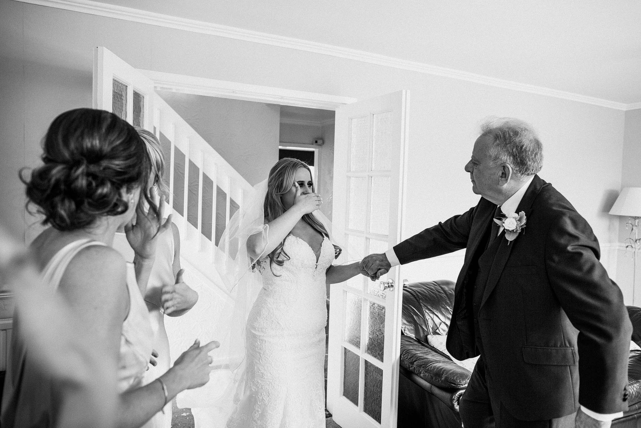documentary wedding photographer Sheffield