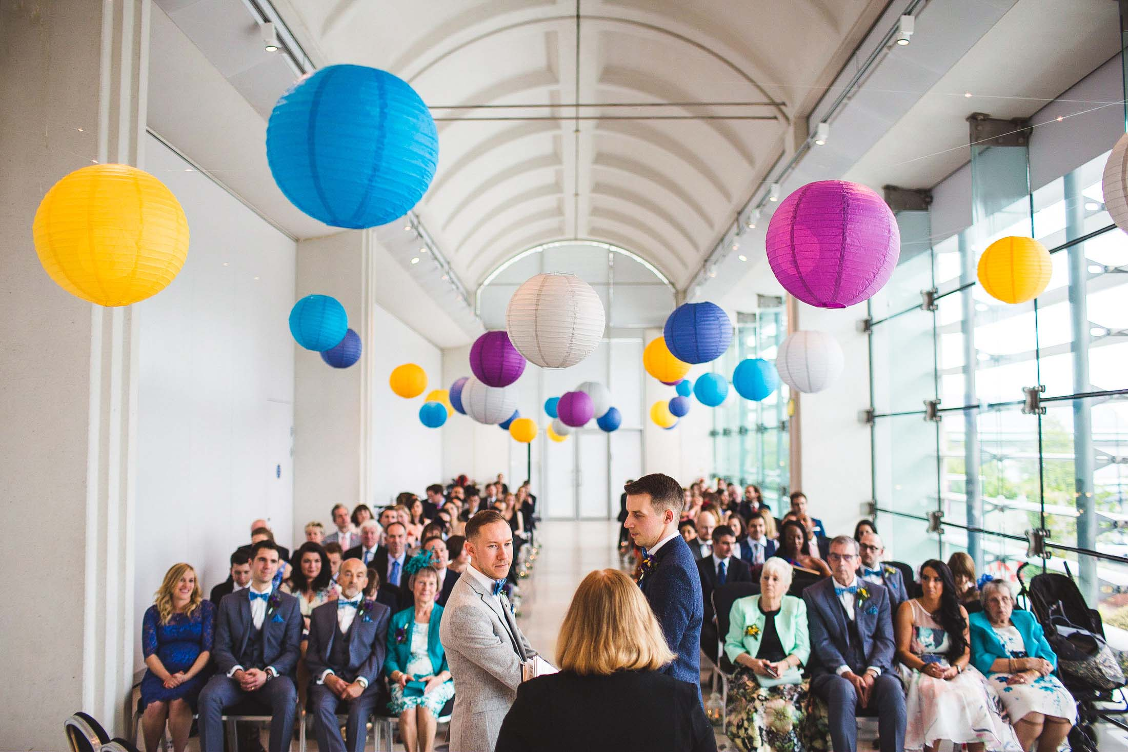 millennium gallery wedding