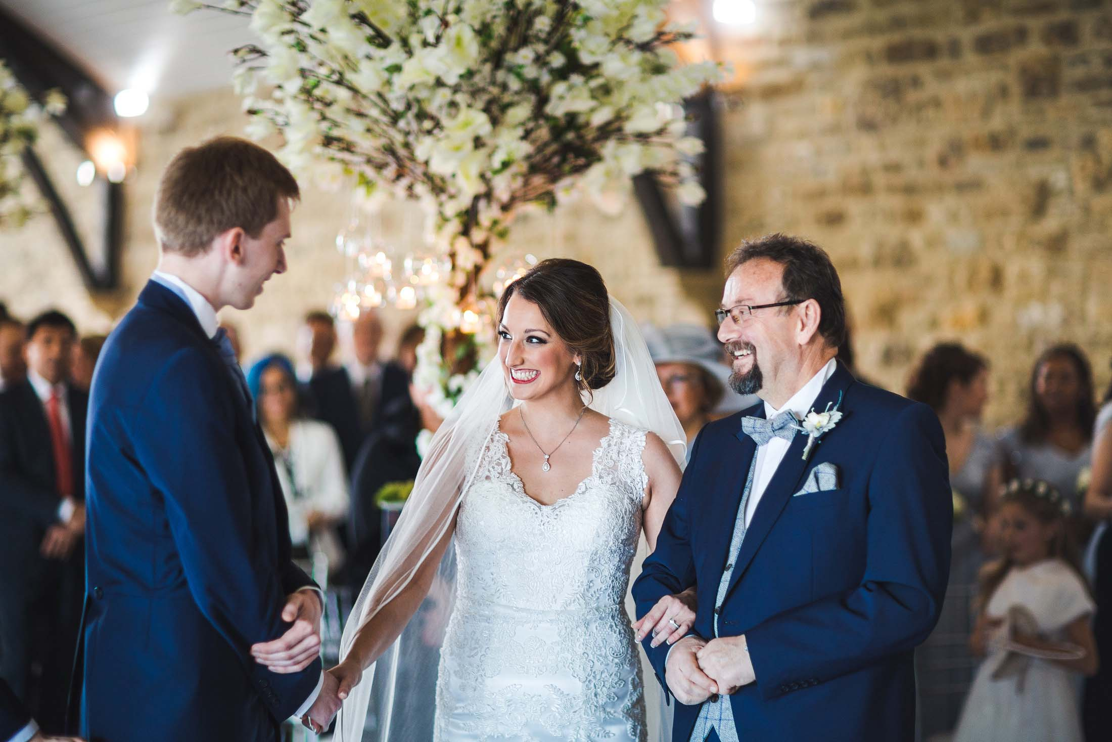 yorkshire barn wedding