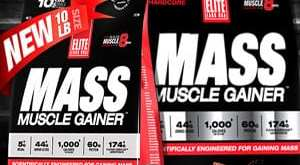 ماس مصل جينر mass muscle gainer