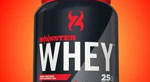 بروتين Monster Whey مونستر واى