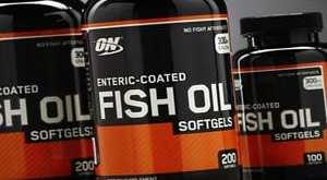كبسولات زيت السمك ON Fish Oil Softgels