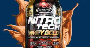 نيتروتك واى جولد nitro tech whey gold