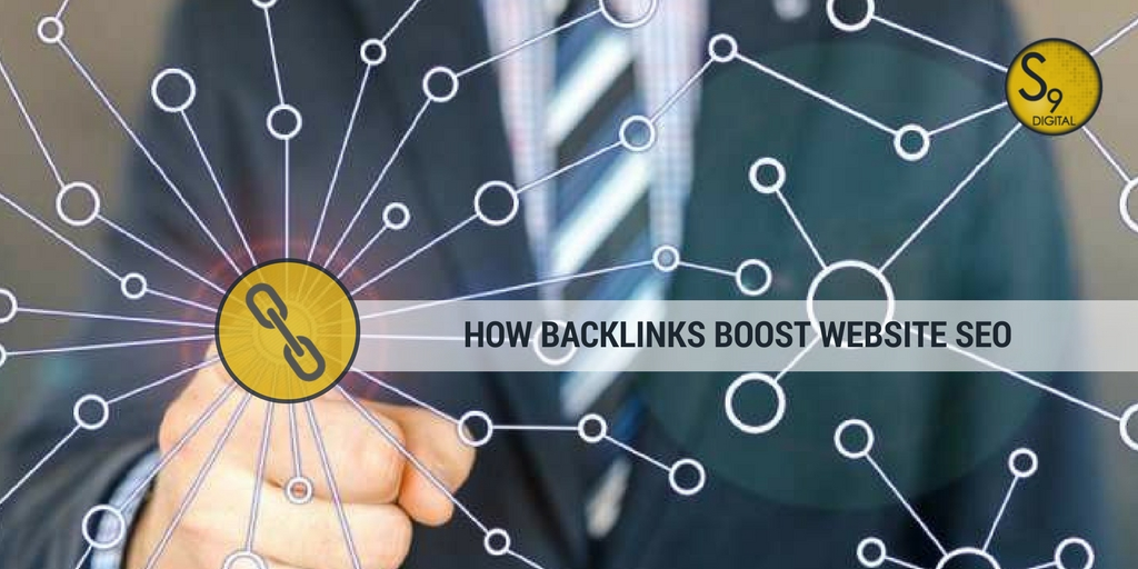 How Backlinks Boost Website SEO | S9 Digital News and Insights