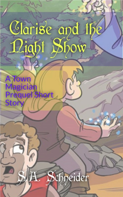 Clarise and the Night Show