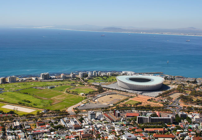 CAPE TOWN Attractions