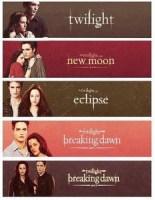 سلسلة الشفق twilight - ساحر الكتب