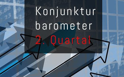 Konjunkturbarometer 2. Quartal 2021