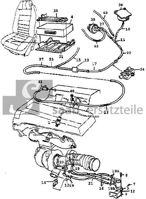 APC system 1990-93: 9000engineturbochargerAPC system 1990