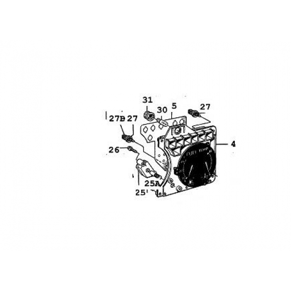 turbo/tank display: 900 Typ 1electricspeed