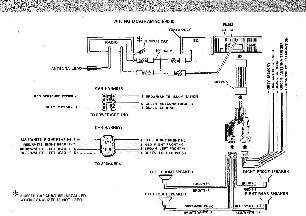 clarion radio wiring diagram code open source software saab audio system my84 94