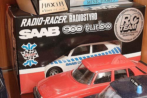Vintage Taiyo SAAB 900 Turbo