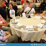 Our table. From left: My dad, Tommi Eklund and his father, Petteri Virtanen and his family.