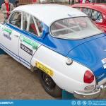 Saab Sport rally.