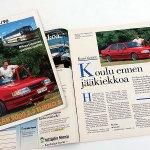 AJA 3 1990. 3 €.
