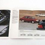 900 Turbo 16 1984. 10s. Muutama kevyt tahra takakannessa. 10 €.