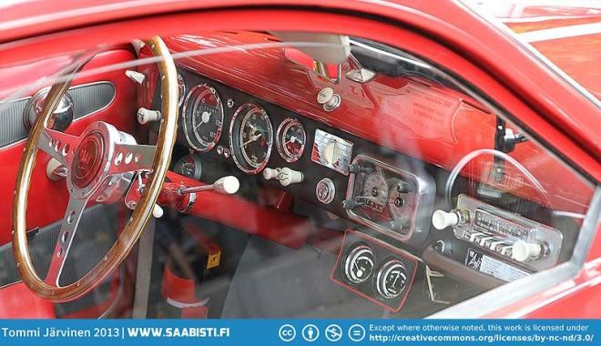 GT750 Dash