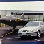 Draken and Saab 9-5