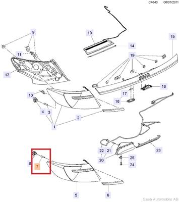 Saab 9 7x Fuse Box Diagram : 26 Wiring Diagram Images