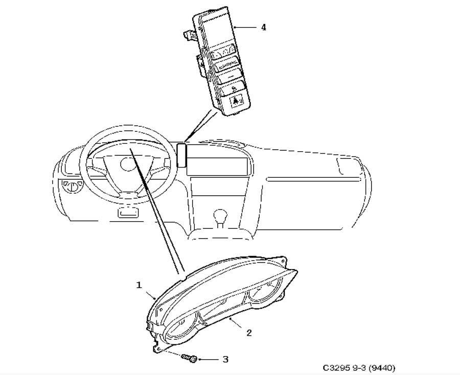 Chrysler 300 Starter Relay Replacement. Chrysler. Wiring