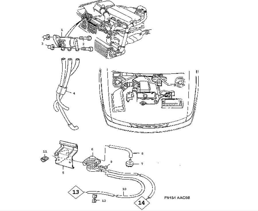 Supercharging system, APC system 4 Cylinder