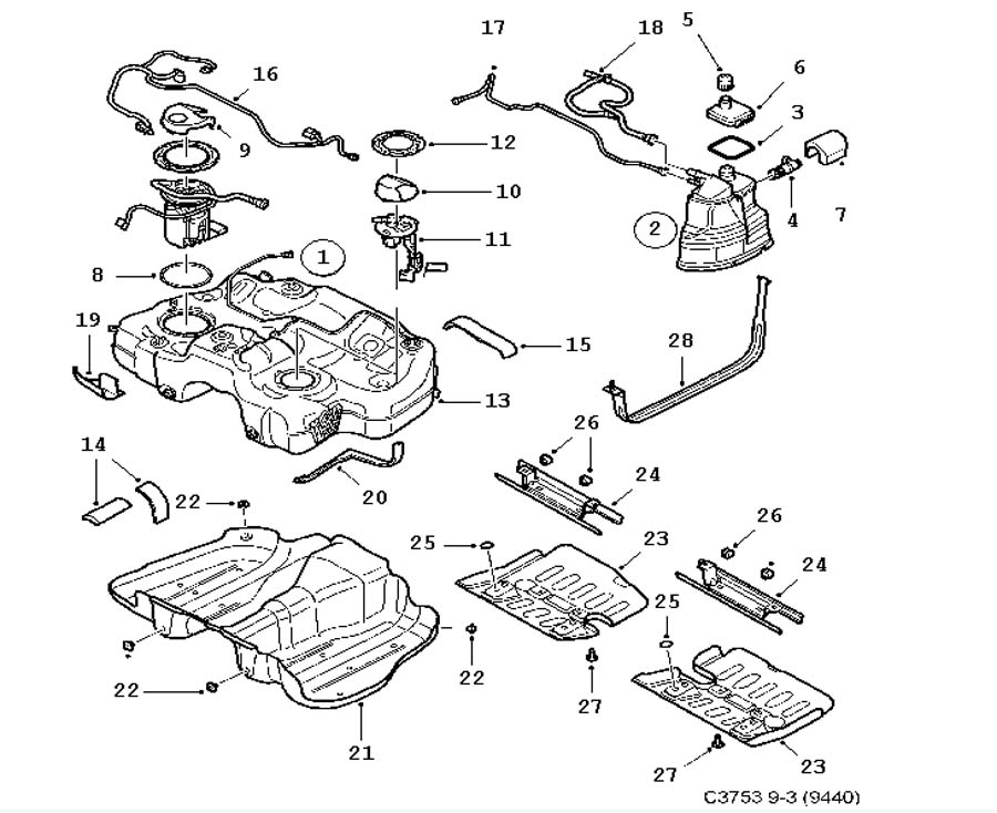 Saab 900 Engine Parts Diagram 97. Saab. Auto Wiring Diagram