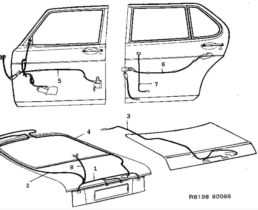 Saab 9 7x Wiring Harness Saab 9-3X Wiring Diagram ~ ODICIS