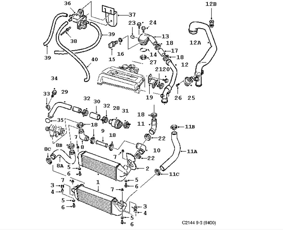 Service manual [2005 Saab 9 7x Leaking Transmission Fluid