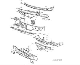 Saab 9000 Parts