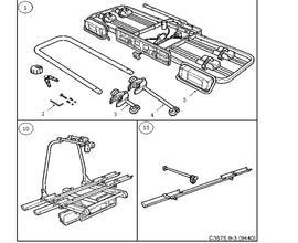 Saab 9-3 Convertible Parts