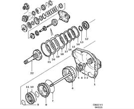 9-3 Classic Parts for Transmission Saab 2001