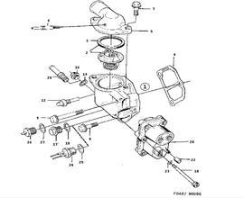 Saab 93 Cooling System Honda Cooling System Wiring Diagram