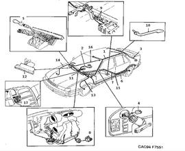 2009 Saab 9 7x Engine Diagram 2009 Saturn Vue Engine